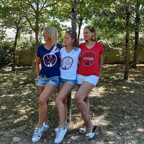 tee-shirt femme coton BIO