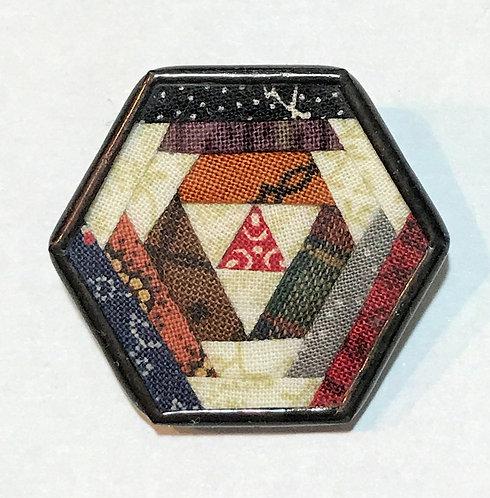 Hexagon Pin
