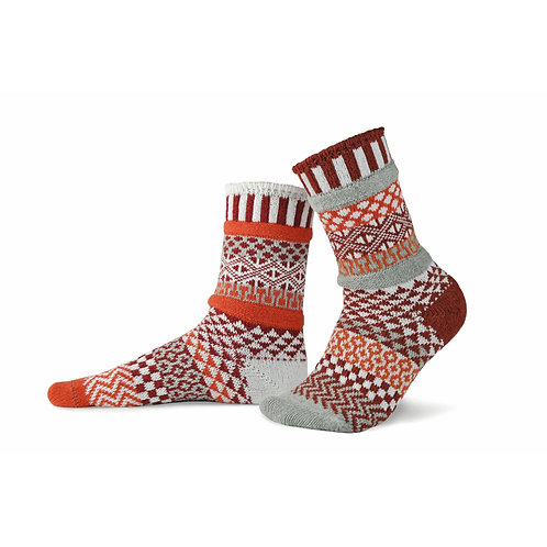Socks - Lava **Discontinued Color**