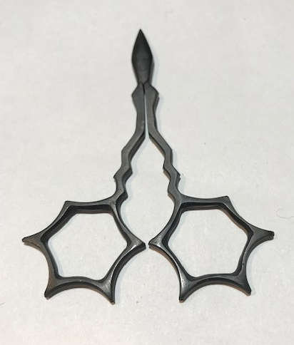 Spiderweb Scissors
