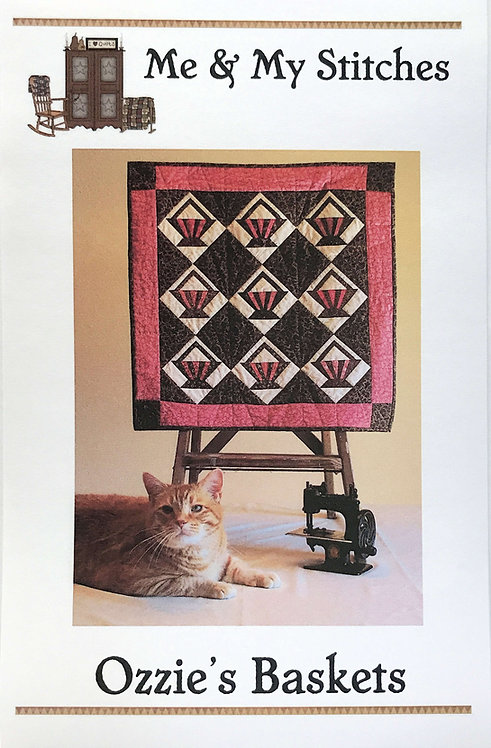 Ozzie's Baskets - Pattern Download