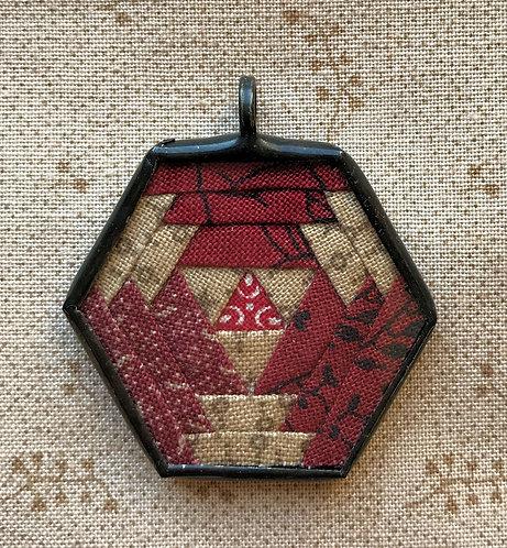 Hexagon Pendant