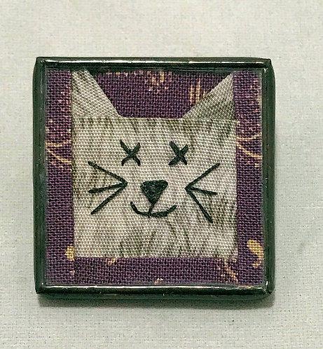 """1 1/4"""" Cat Pin"""