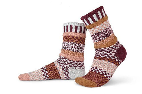 Socks -Amaranth **Discontinued color**