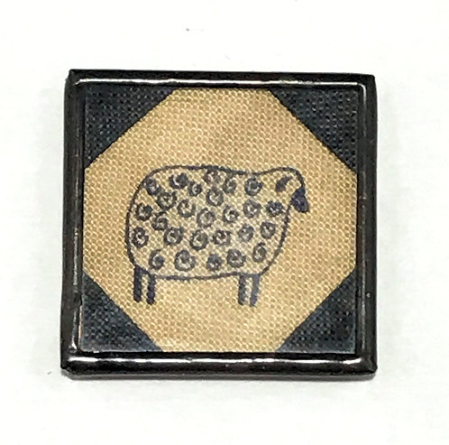 "1"" Sheep Needle Minder"