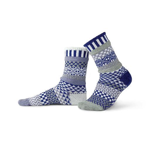 Socks -Glacier