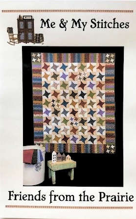 Friends from the Prairie - Pattern Download