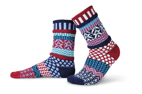 Socks - Stars & Stripes **Discontinued color!**