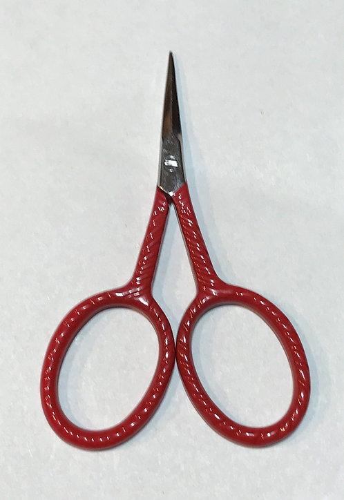Red Vintage Scissors