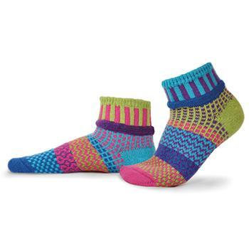 Ankle Socks - Lily/Bluebell