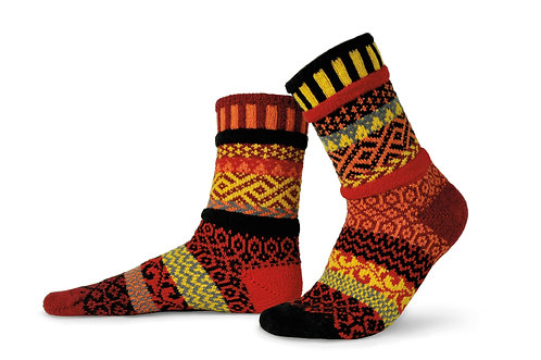 Socks - Fire **Discontinued color!**