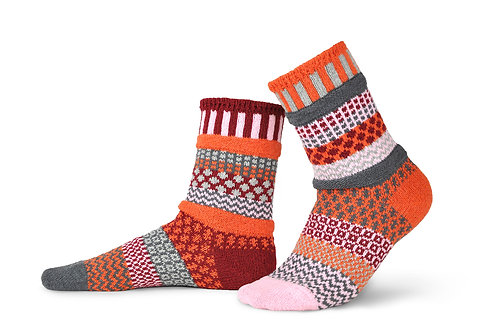 Socks - Persimmon **Discontinued color!**