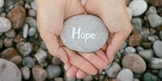 Hesitantly Hopeful