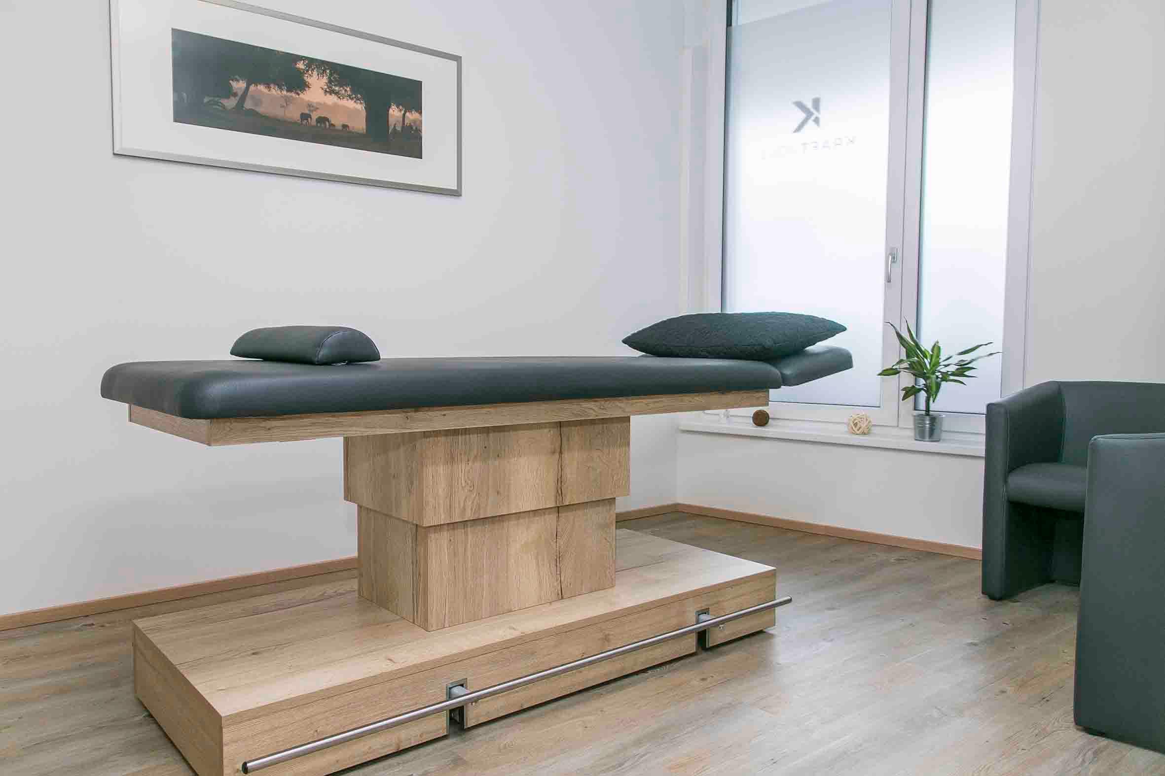 Physiotherapie Anamnesegespräch