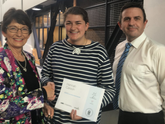 Congratulations to Hannah Carson, MLA student supervised by Bruno Marques, for winning the inaugural NZILA Vectorworks scholarship.