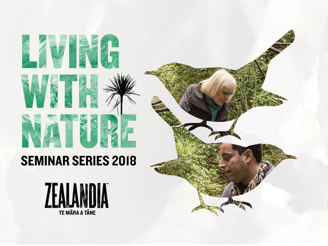 Research on 'Fostering culturally and socially responsive landscapes for health and wellbeing' is presented at Zealandia.