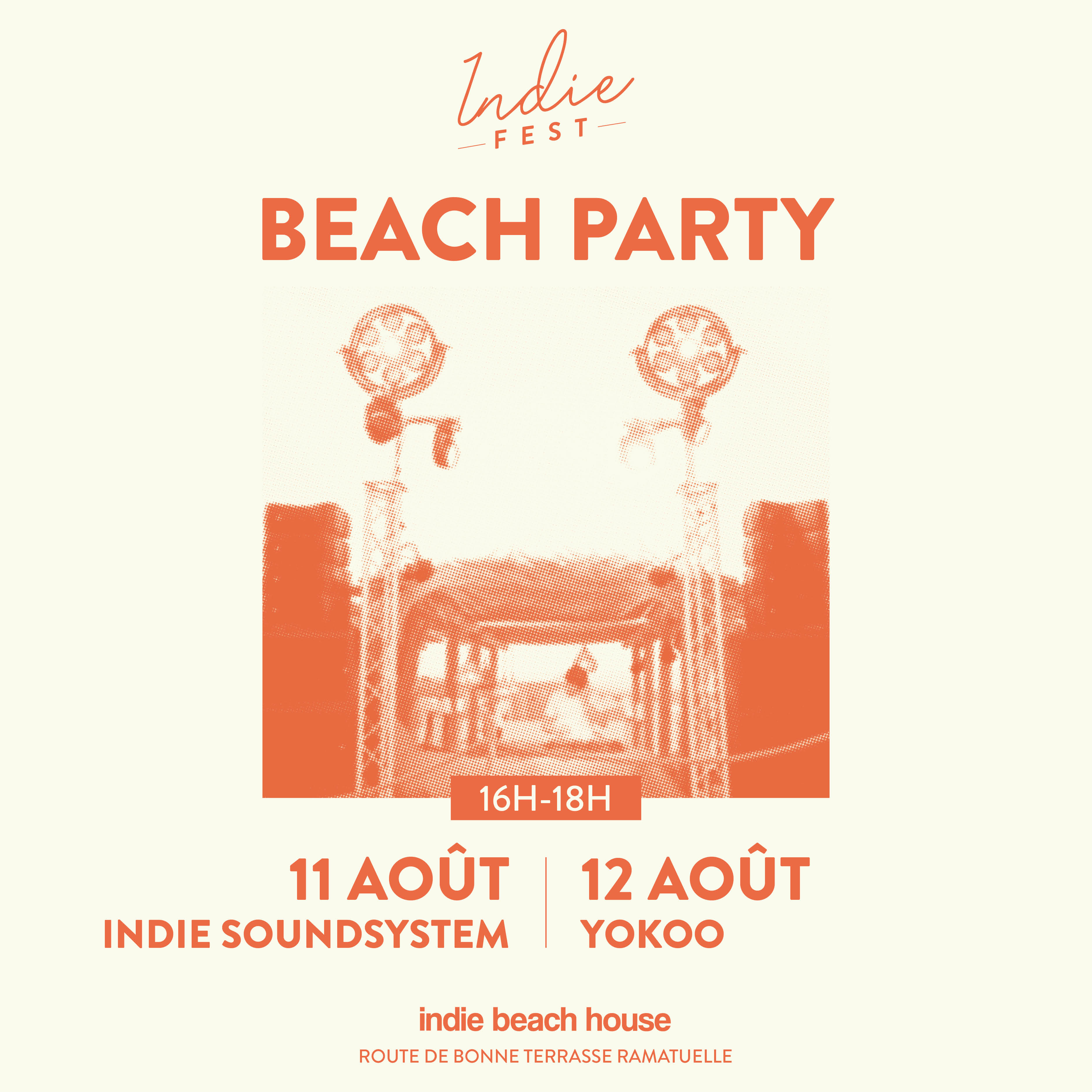 BEACHPARTY 12/13 AUGUST