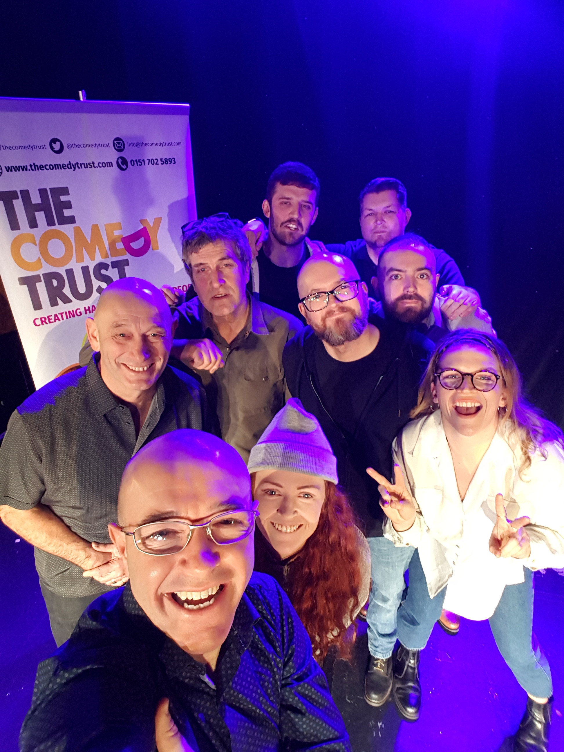 Comedy Course for Beginners | DATES TBC