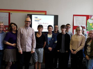 The Comedy Trust Supports Children's Grief Awareness Week