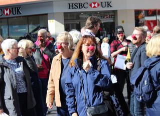 Flash Mob Stuns Liverpool Shoppers!