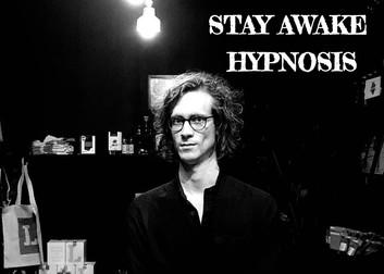 Stay Awake Hypnosis