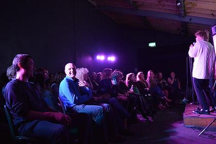 Liverpool Comedy Festival Crowd