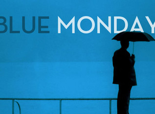 Bright Blue Monday