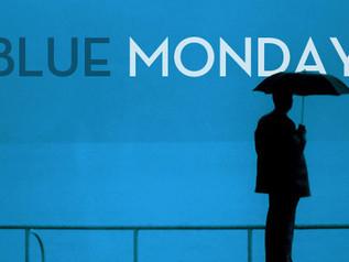 Bright Blue Monday