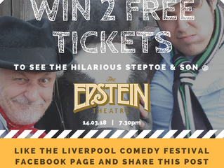 WIN two free tickets for Steptoe & Son @ Epstein Theatre