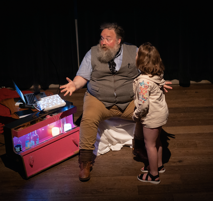 Gav Cross Twisted Tales for Terrible Children