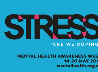 Giggle The Stress Away #MHAW18