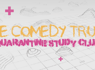 The Comedy Trust's Quarantine Study Club | Shadow Puppet Theatre