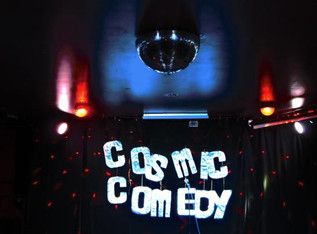 Cosmic Comedy, Berlin