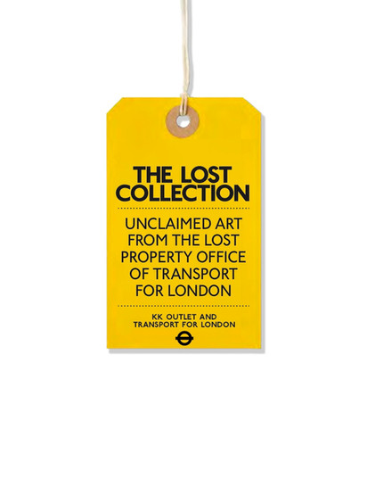 Lost Property Tag Brand Indentity