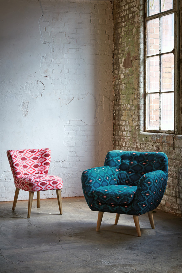 Michelle Mason Textiles Designs for Swoon Editions