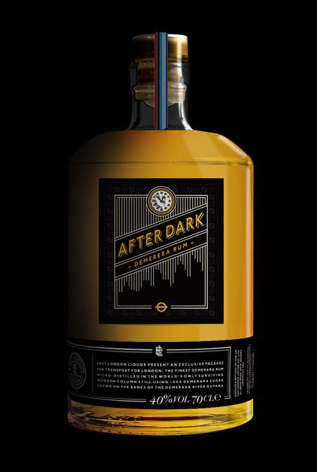 After Dark Limited-Edition Demerara Rum