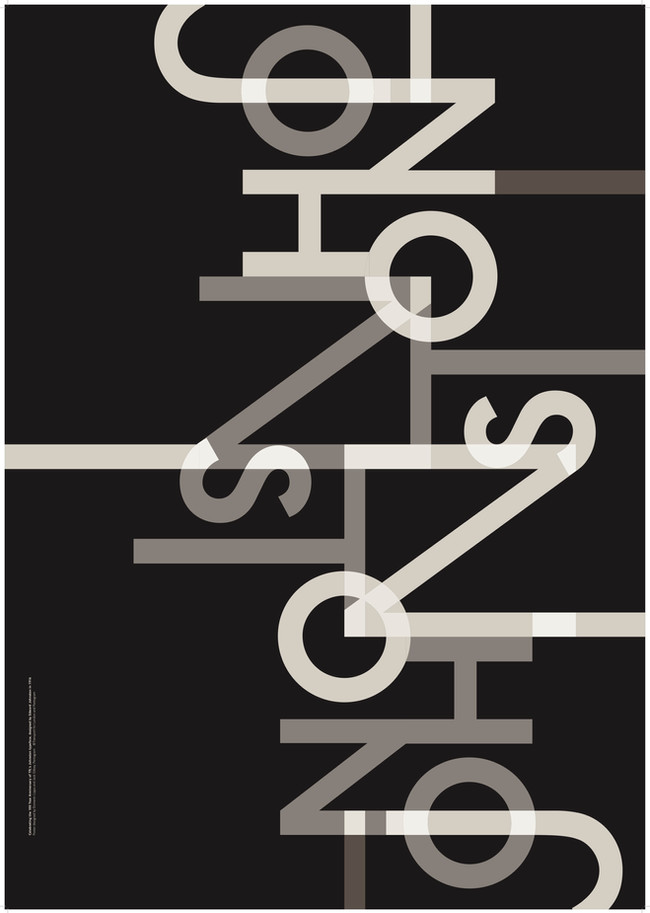 100 Years of Johnston by Domenic Lippa and Jack Gilbey Pentagram