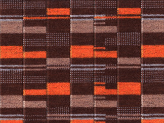 Wallace Sewell Overground Moquette Design