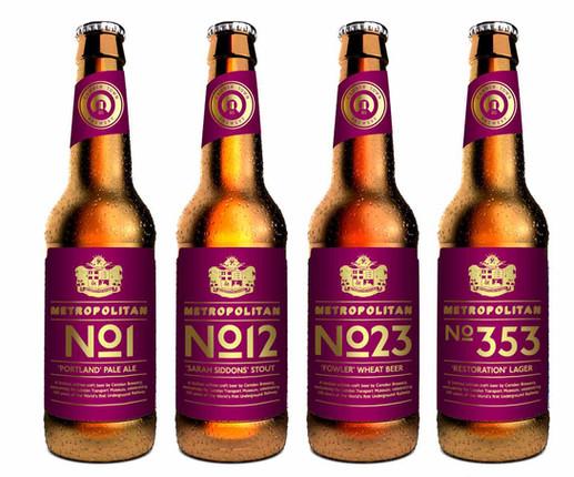 Camden Town Brewery Metropolitan Ales