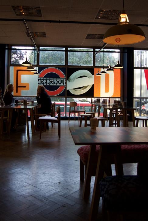 The Pick Restaurant at Designjunction