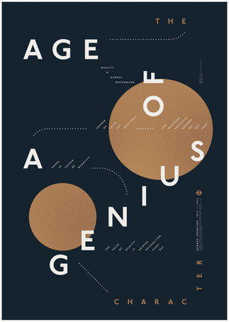 Age of a Genius Character by Sawdust