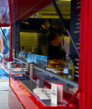 London Transport Mobile Canteen
