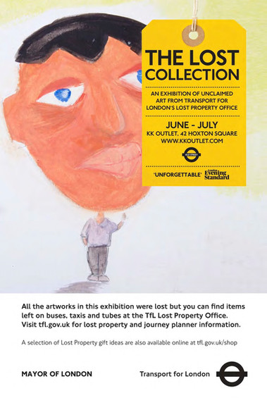 The Lost Collection Poster by KK Outlet