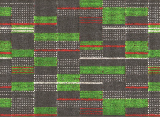 Wallace Sewell Tram Link Moquette Design