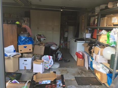 Te veel rommel in de garage?