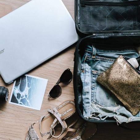 5 tips voor het inpakken van je koffer