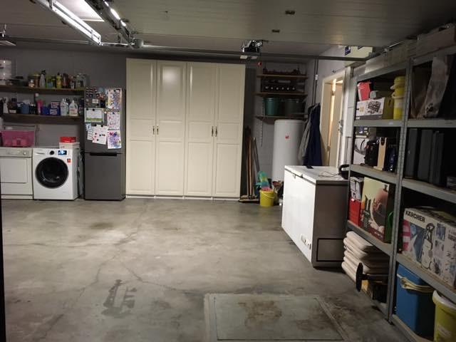 Garage opruimen gelukt?