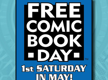 Grand Opening & Free Comic Book Day!