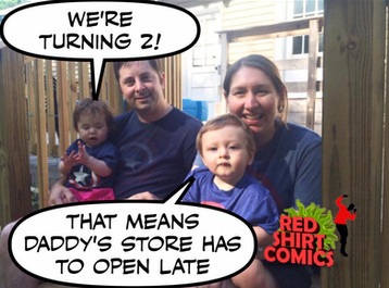 Late Opening on Saturday 5/20/17