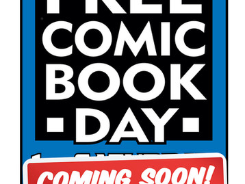 Free Comic Book Day 2020 POSTPONED